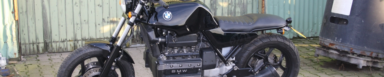 Project afgerondt! BMW K100