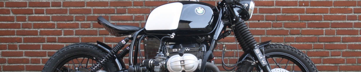 Ready to ride 14cycles BMW R80/7 Venom!